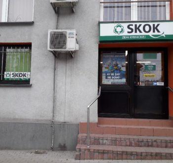 SKOK Ziemi Rybnickiej ul. św. Barbary 12 Łaziska Górne