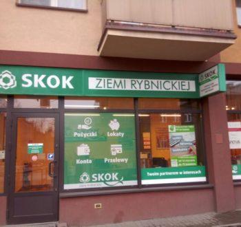 SKOK Ziemi Rybnickiej ul. 1 Maja 93 Rybnik