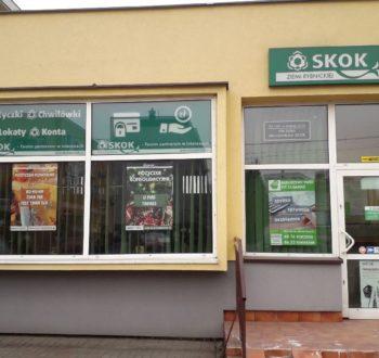 SKOK Ziemi Rybnickiej ul. Korfantego Radlin